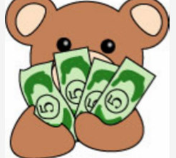 wealthy bear 1